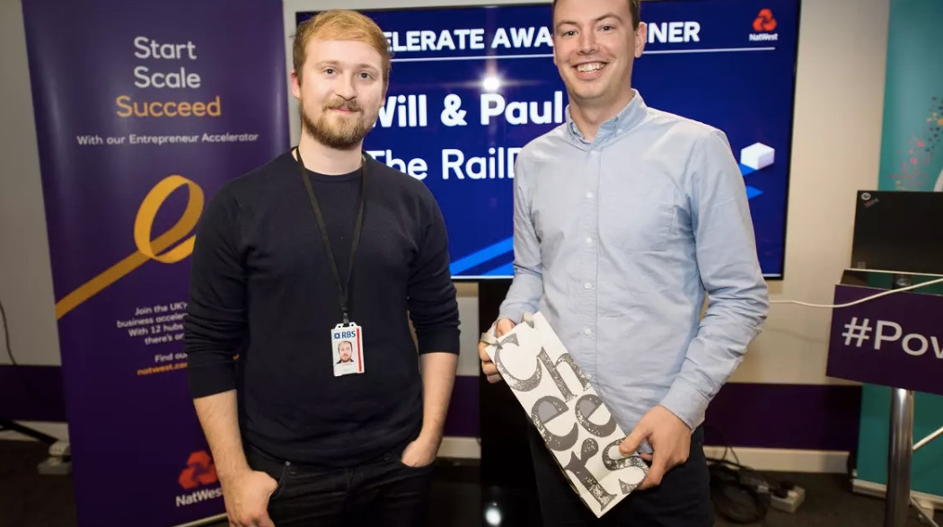 Manchester SaaS start-up Raildiary receives £650,000 investment