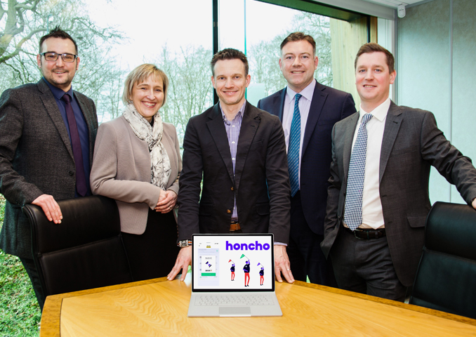 honcho raises £750k Seed investment from Maven Capital Partners