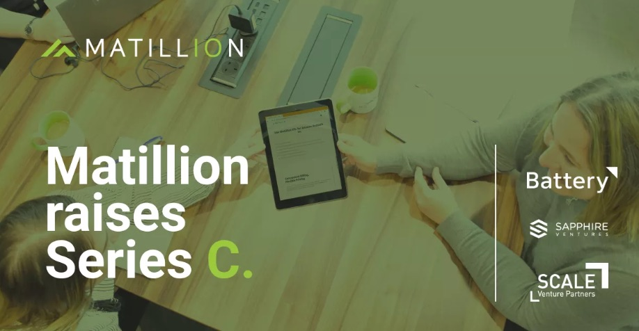 Matillion raises £27.49 million Series C led by Battery Ventures