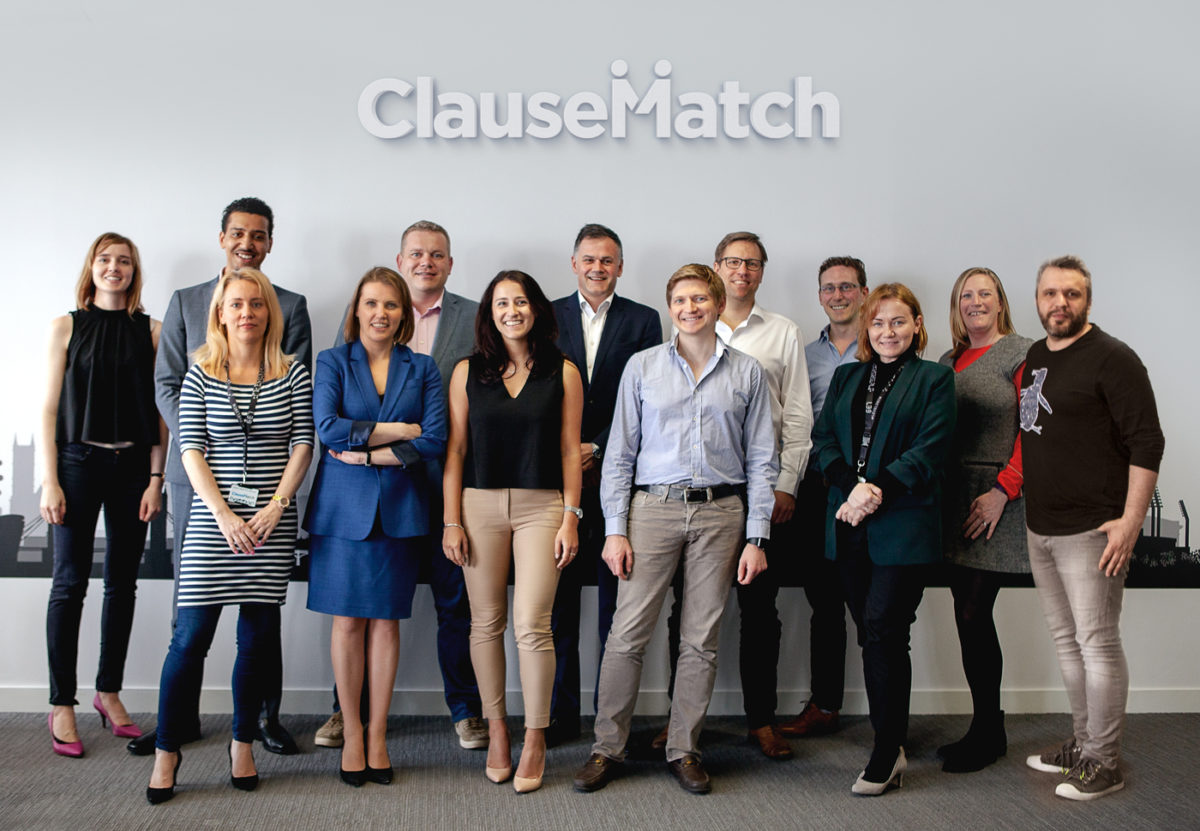 ClauseMatch closes £1.98 million Venture Debt from Silicon Valley Bank