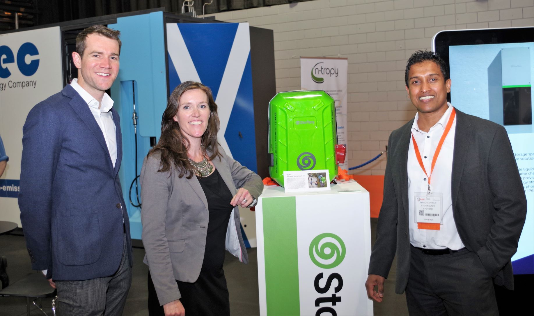 StorTera secures £1.6 m Seed (Grant) investment from UK and Canadian government