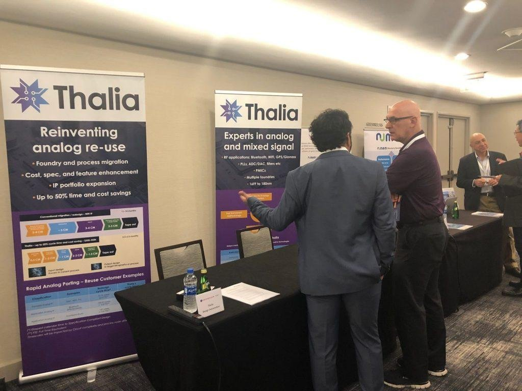 Thalia Design Automation secures £1.52 million Series A investment led by Deepbridge.