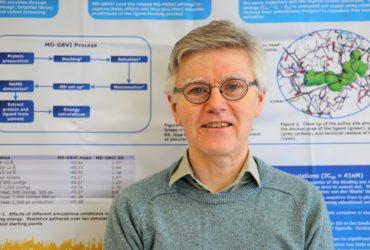 Oxford Drug Design CEO Paul Finn