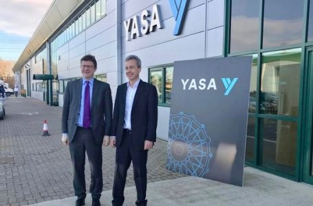 Yasa secures £18 million Series E investment led by Parkwalk Advisors, Universal Partners, Oxford Sciences Innovation and Inovia Capital