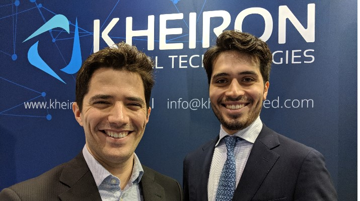 Kheiron secures £17.79 million Series A investment led by Atomico