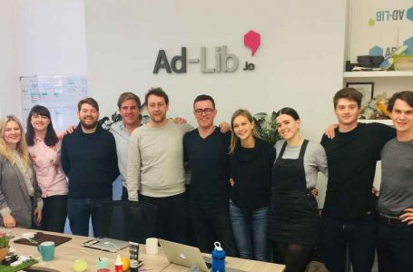 Ad-Lib secures £4.63 million Series A investment led by Fog City Capital