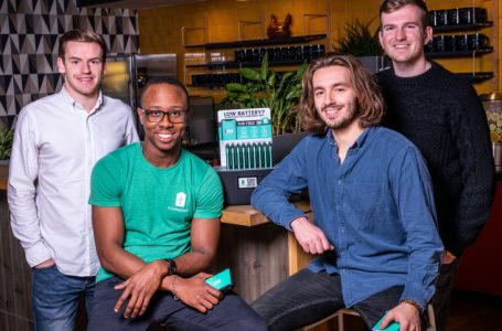 Innovate Energy Solutions (t/a ChargedUp) secures £2 million Series A investment led by M-Venture and JamJar Investments