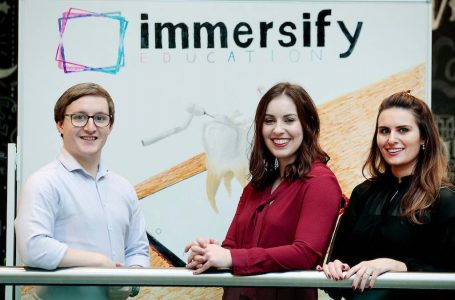 Immersify Education secures £260k Seed investment led by GC Angels
