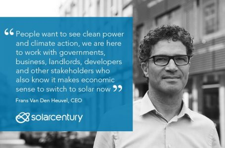 Solarcentury secures £46.48 debt finance from NatWest and HSBC