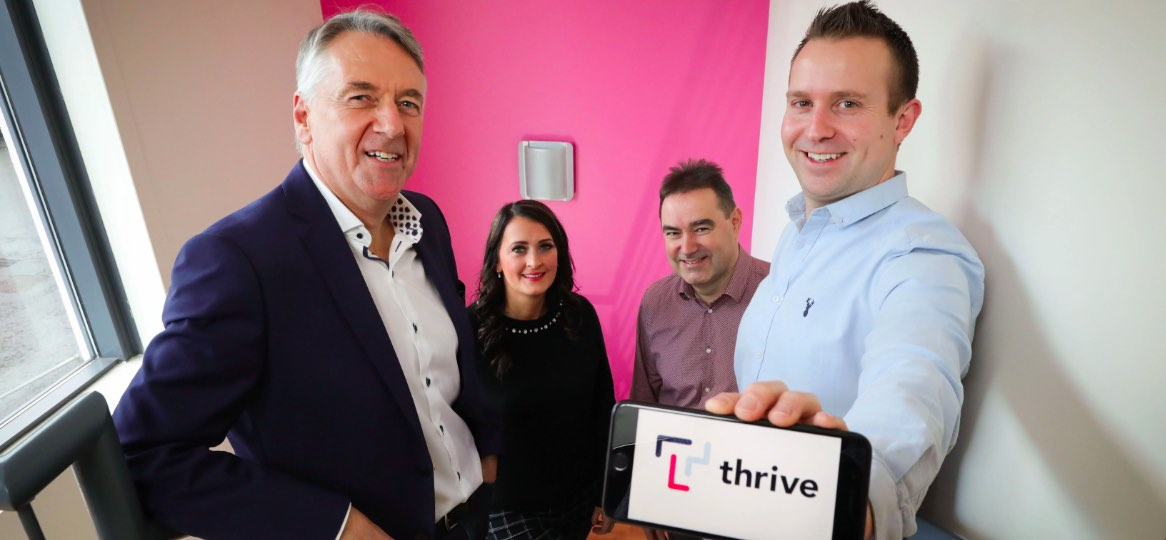 Thrive secures Seed investment from Business Angel Network