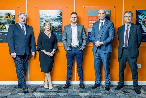 Marine Rescue Technologies secures £750k debt finance from FW Capital