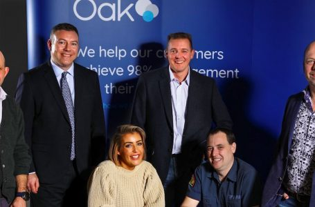 Oak Intranet secures £2.1 million Seed Follow On investment led by Maven