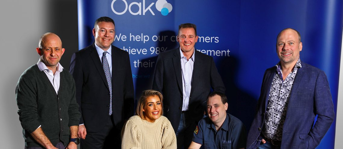 Oak Intranet team