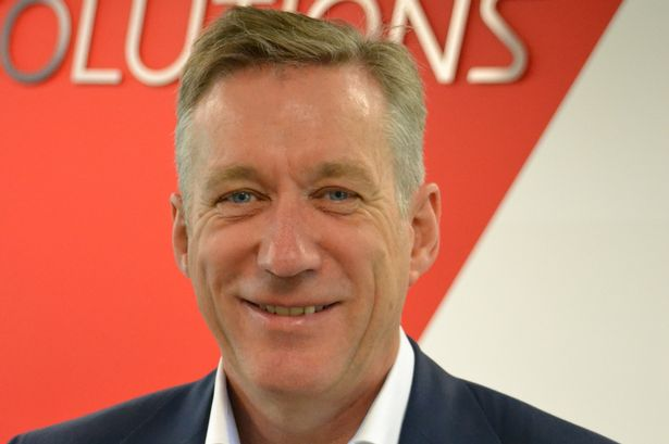 Solid Solutions Alan Sampson CEO of Solid Solutions