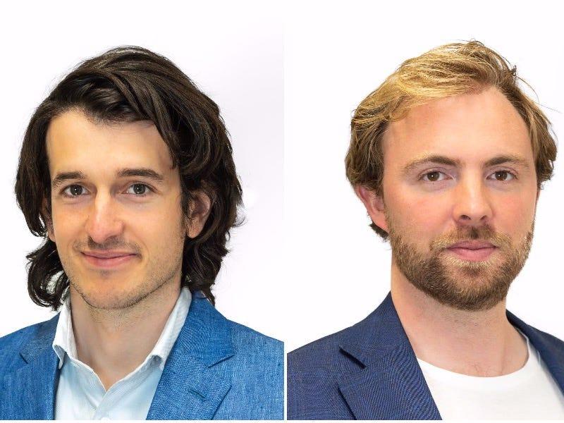 Philip Ashton and Matei Beremski