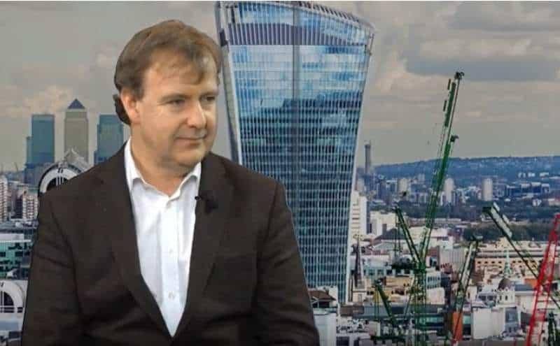 Oliver Woolley CEO Envestors
