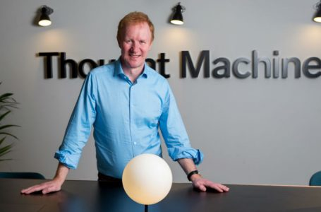 Thought Machine secures £32.17 million for their £95.74 million Series B investment round from Eurazeo Growth, British Patient Capital and SEB
