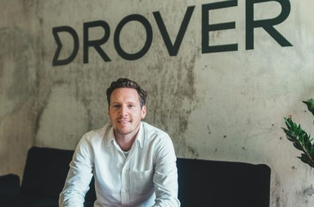 Drover secures £2.25 million Series B Follow on investment from Shell Ventures