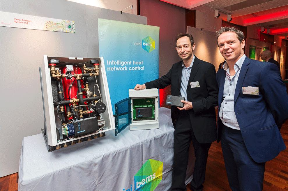 Minibems secures Seed investment led by SET Ventures
