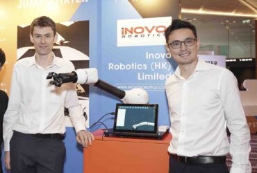 Henry Wood Inovo Robotics