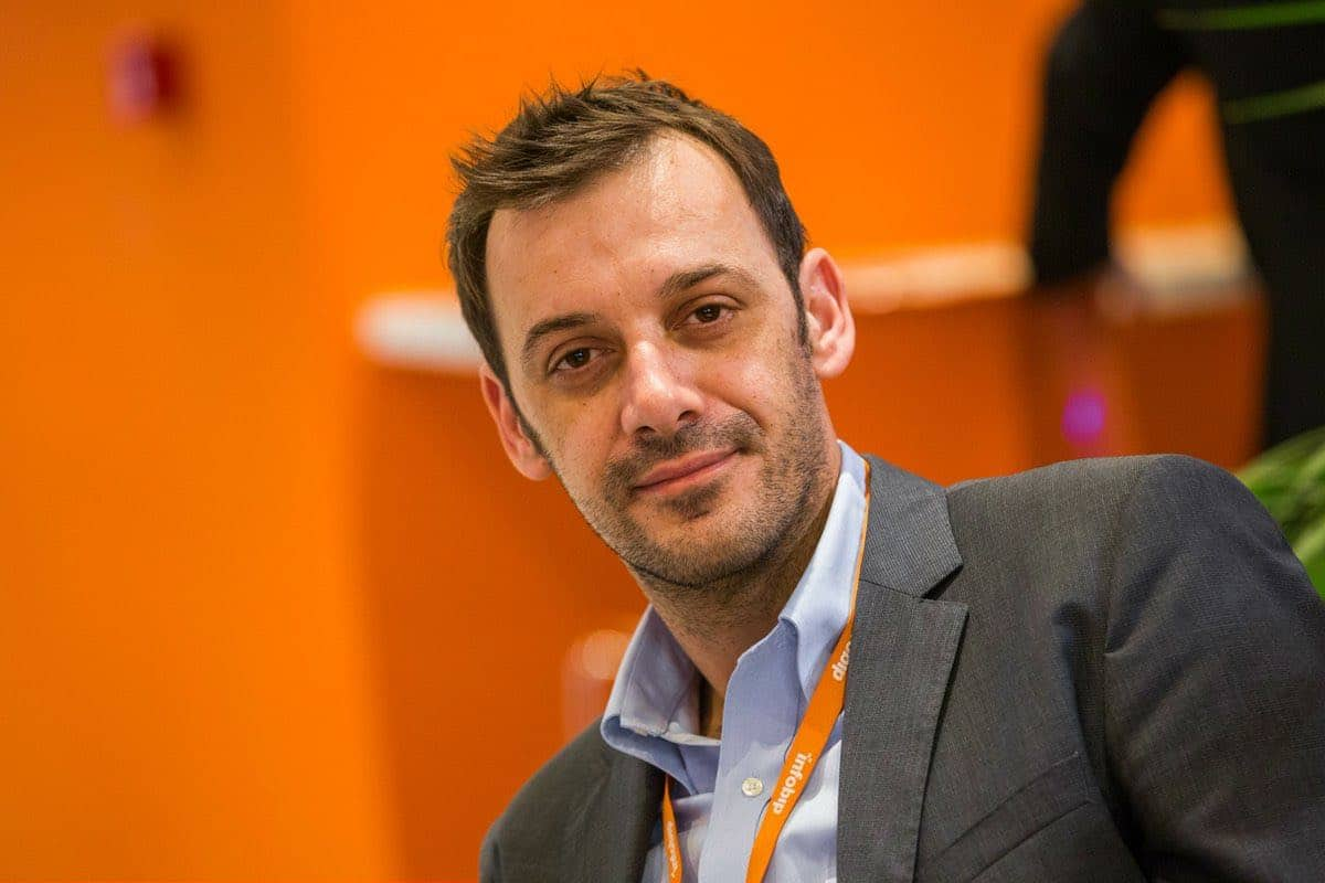 Silvio Kutić CEO Infobip