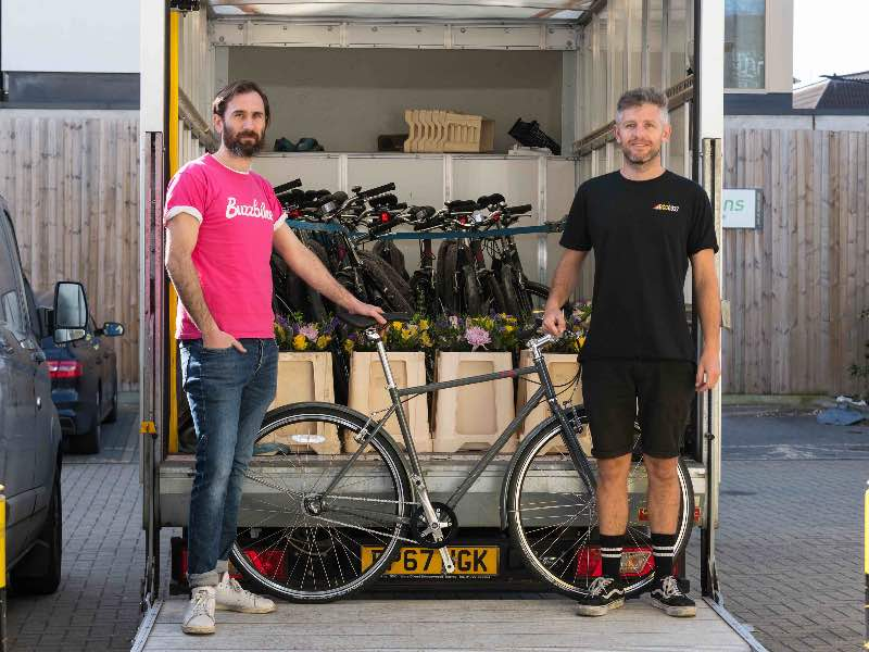 Buzzbike secures £1.7 million Seed investment from IeAD and Future Fund