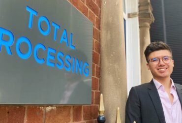 Cameron Lee, CEO, Total Processing