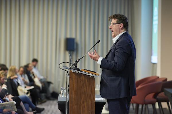 GuyBattle;CEO; Social Value Portal