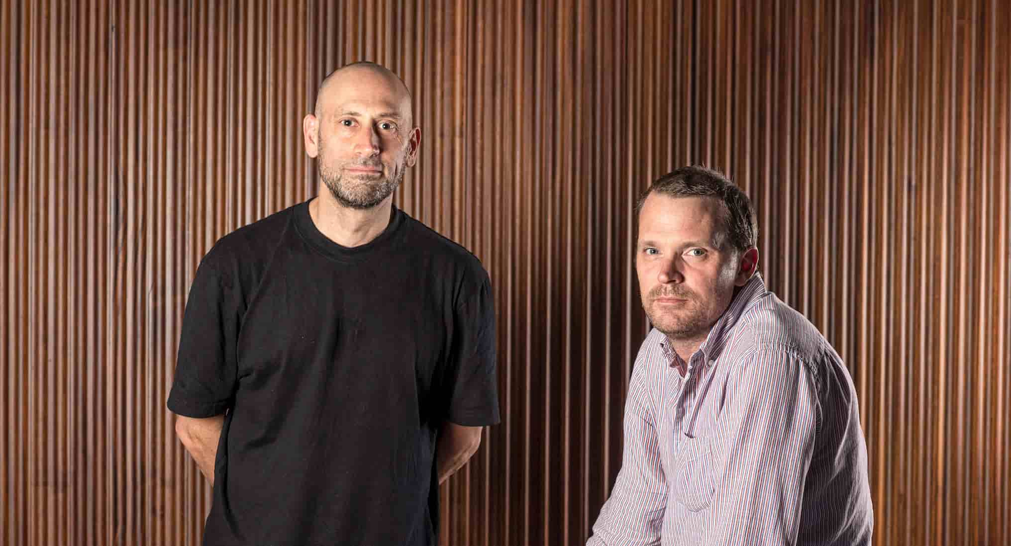 Artificial Artists Co Founders Ben Cyzer and Tim Phillips