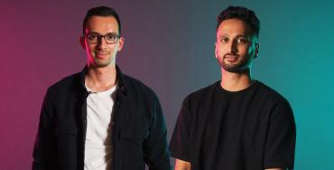 Adnan Ebrahim and Gabor Szedlak Mindlabs