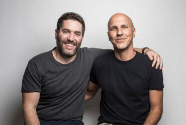 Edgify Co Founders - Ofri Ben-Porat and Nadav Israel