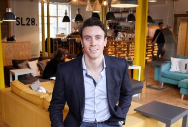 Hometree;CEO; Simon Phelan