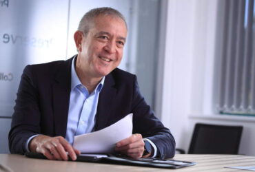Mike Quinn; CEO; Preservica