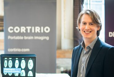 Patrick Beldon, CEO and Co-Founder at Cortirio
