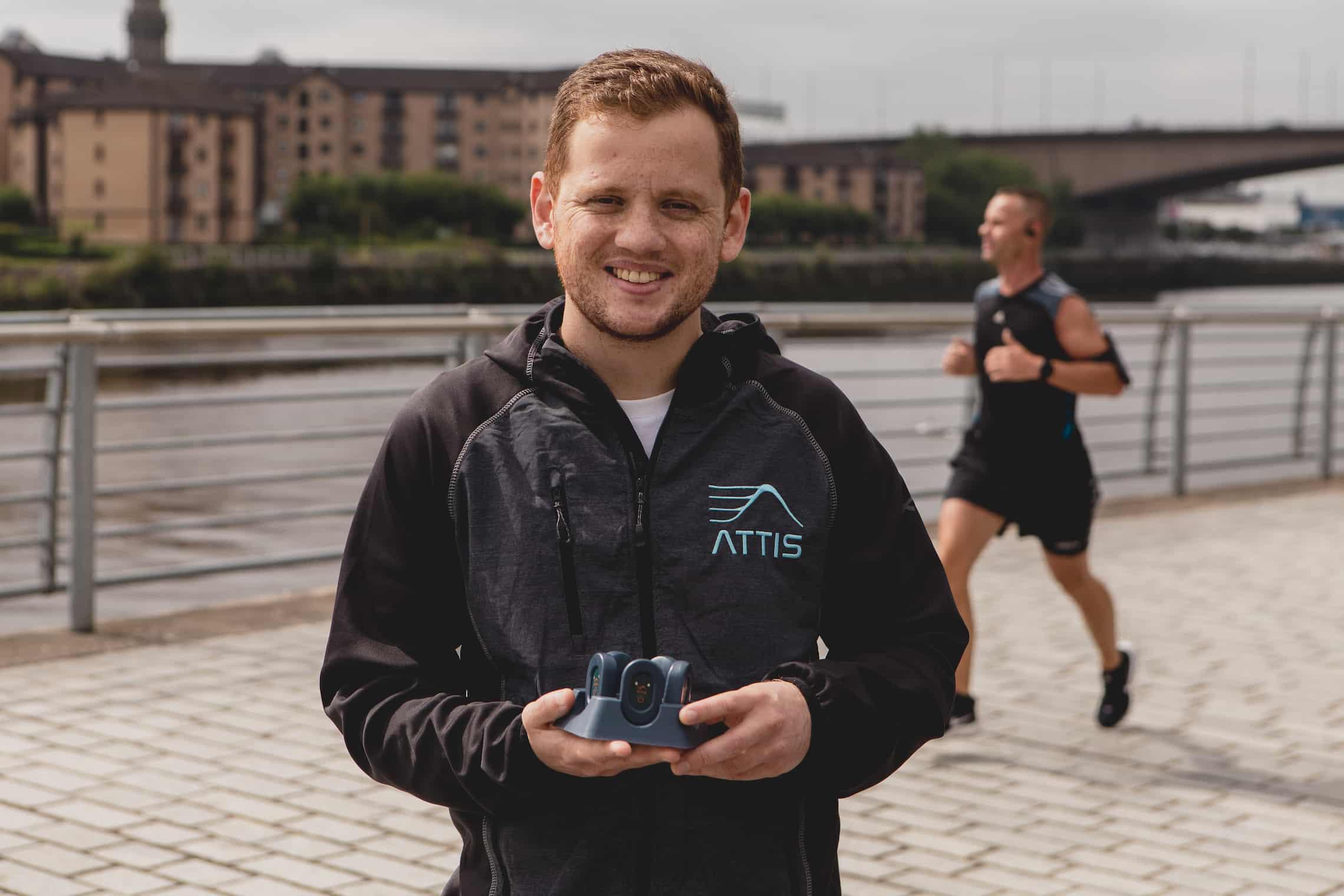 Tim Elizondo Founder Attis Fitness