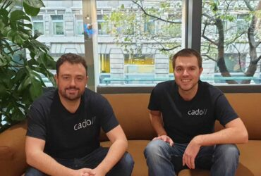 Founders James Campbell and Christopher Doman Cado Security