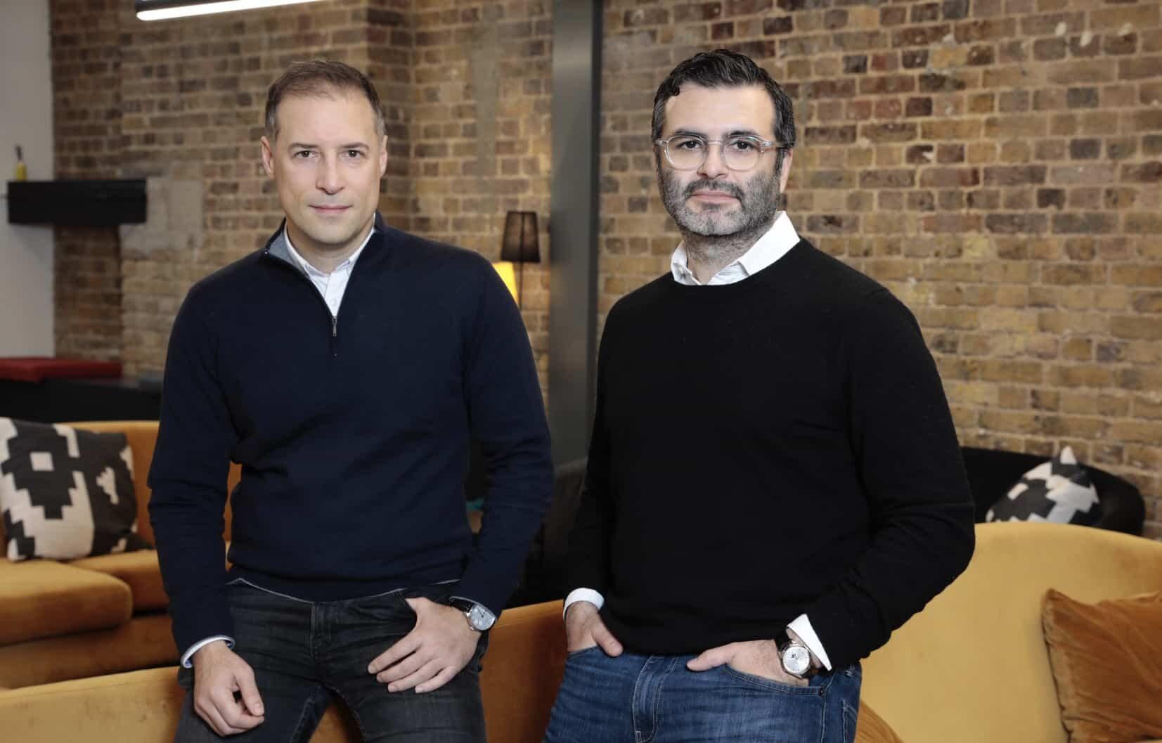 Plentific co-founders