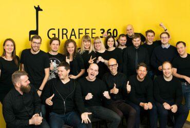 Giraffe360 team