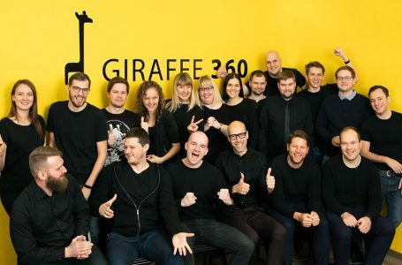 Giraffe360 secures £3.4 million Seed Follow On investment led by LAUNCHub Ventures and Hoxton Ventures