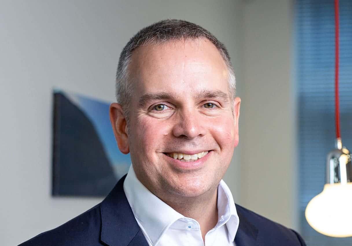 Eric Mayes CEO Endomagnetics