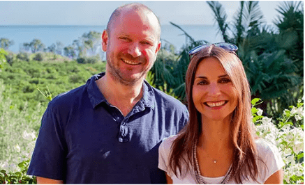 Huw and Rossella Beaugié, The Thinking Traveller