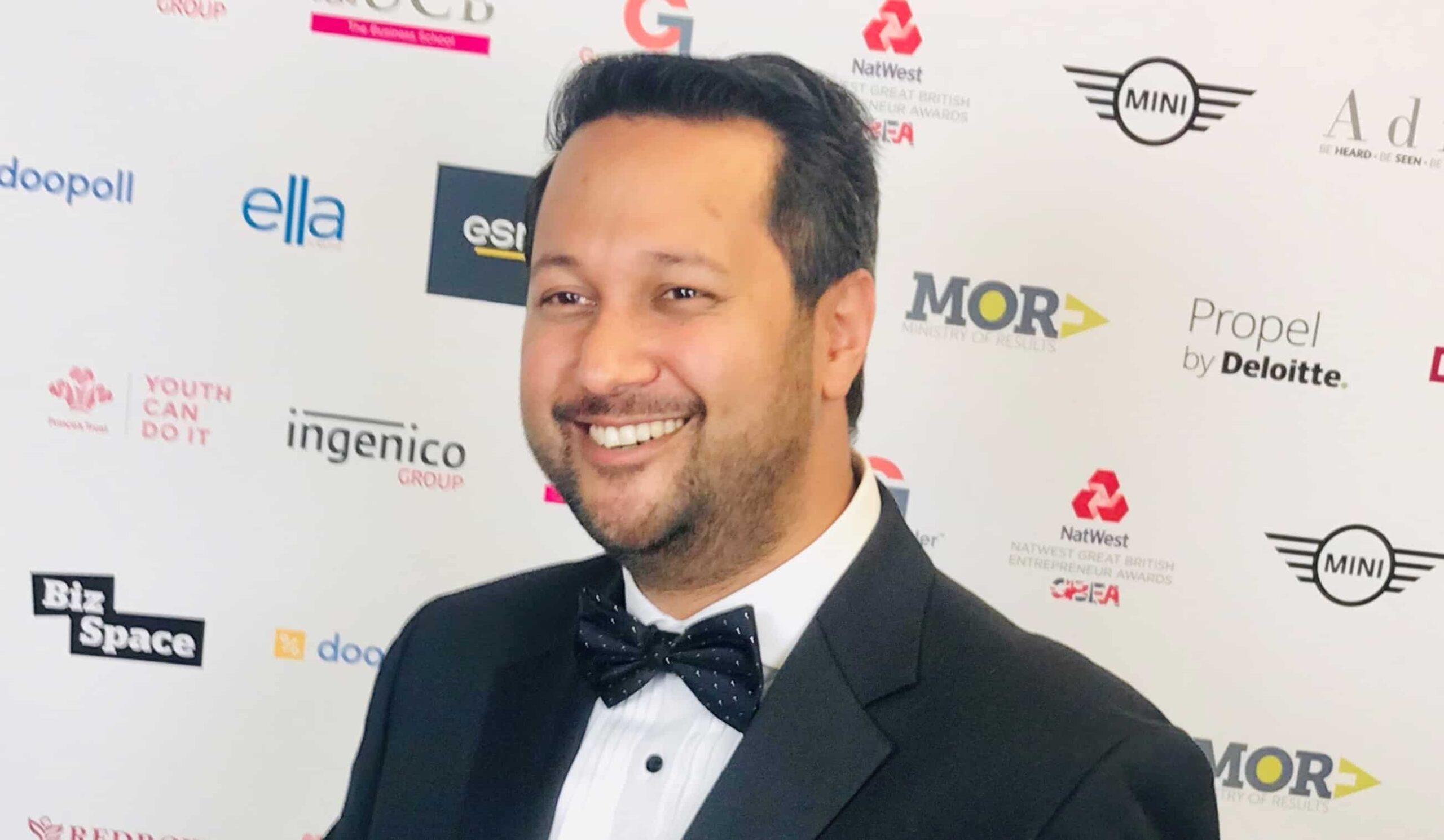 Sanj Gidda CEO Wayroo