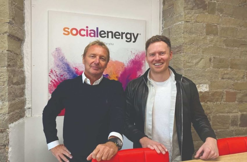 Social Energy Supply secures Seed investment from CarVal Investors