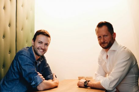 Matthew Wilson and Guenther Eisinger Co Founders Omnipresent