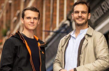 Nick Brackenbury and Max Kreijn Co-Founders NearSt
