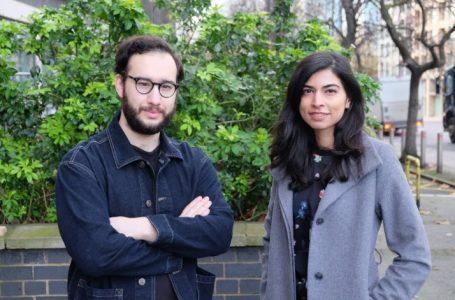 Nikos Melachrinos and Nafeesa Jafferjee Co-Founders Quirk Money