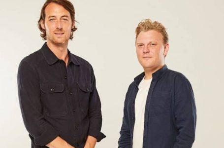 Simon Cook & Charlie Lucas co-foundes Apex Rides