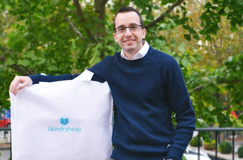 Deyan Dimitrov CEO Founder of Laundryheap