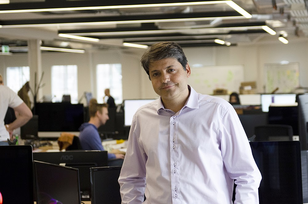 Vortexa secures £14 million Series B investment led by monashees