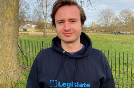 Legislate Technologies secures £1 million Seed investment led by Parkwalk Advisors